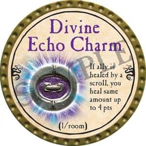 Divine Echo Charm